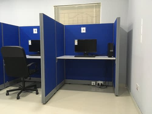 Special Testing Area
